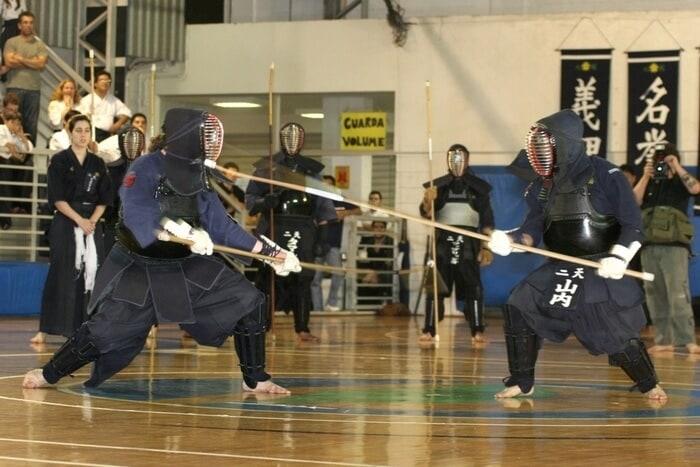 1 Naginatajutsu