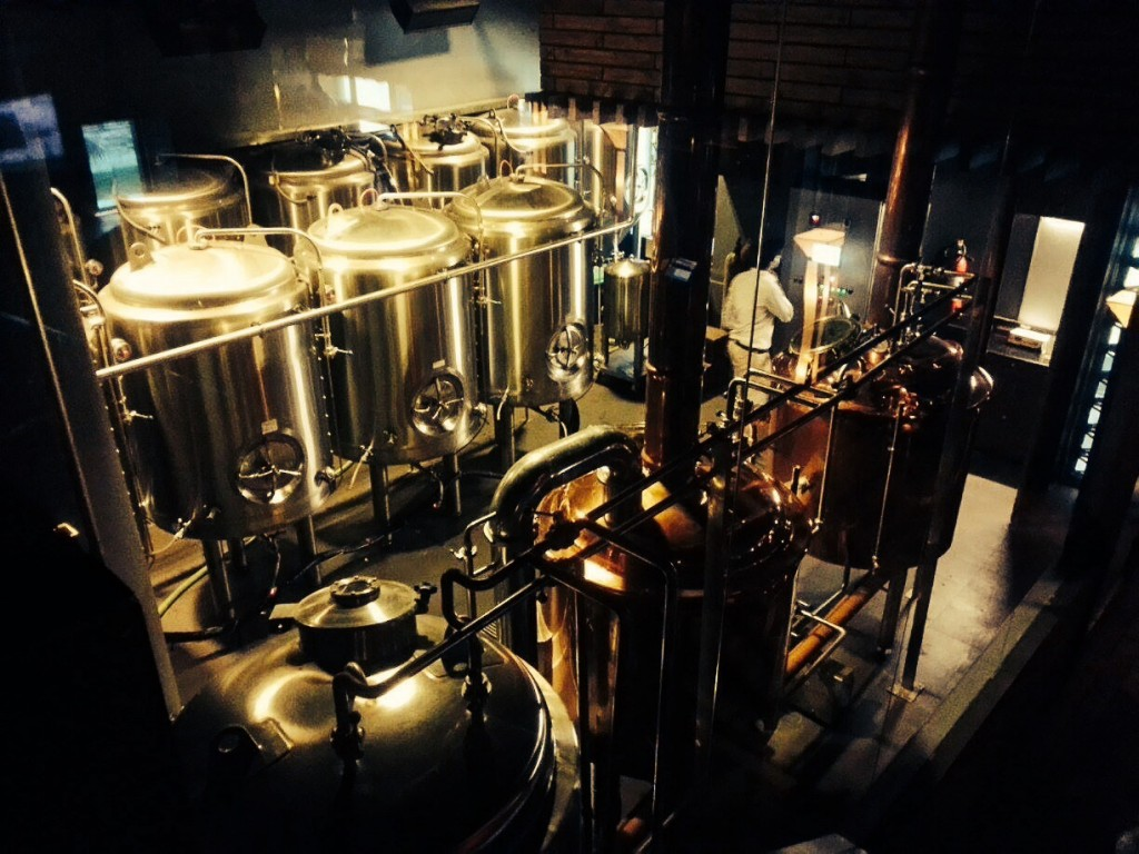 Manhattan Craft Brewery