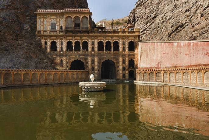 Galta Temple