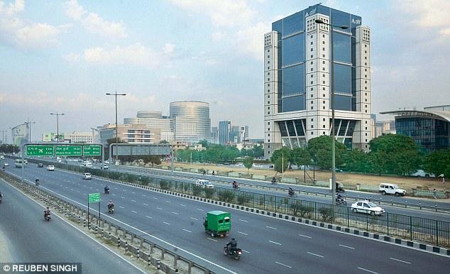 Gurgaon – Instagaon