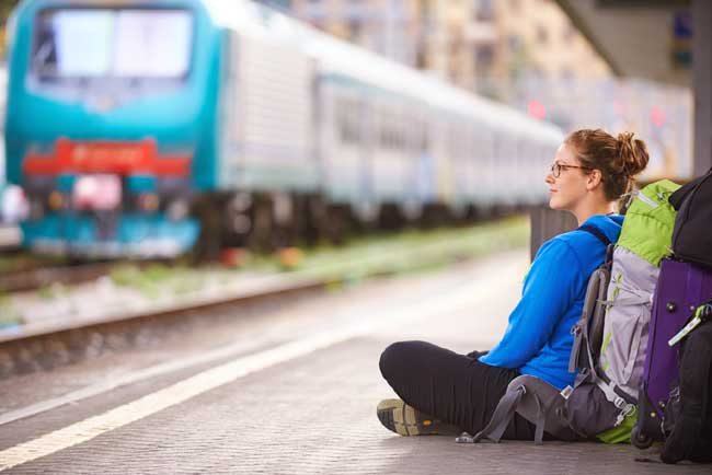 6 Traveling Alone