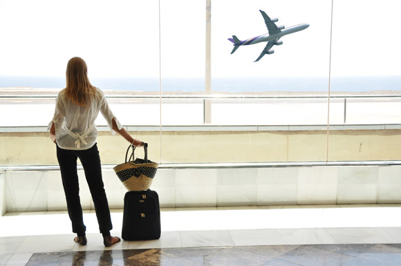 7 Traveling Alone