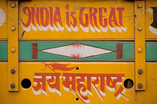 7 Truck Signs India
