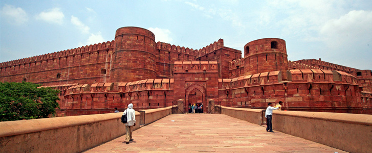 8 Agra Fort