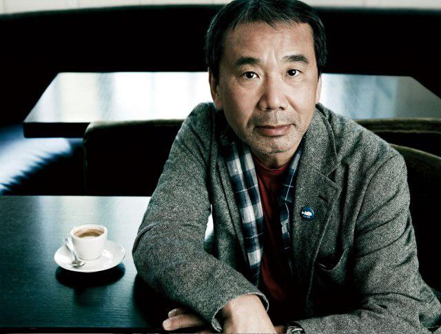 4 Haruki Murakami
