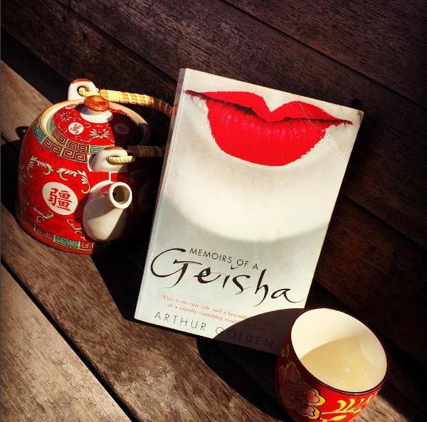 5 Memoirs of a Geisha