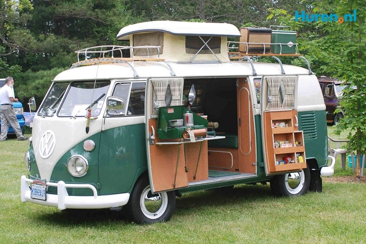 Perfect Can39t Find A VW Camper Van This Retro Trailer Is The Next Best Thing