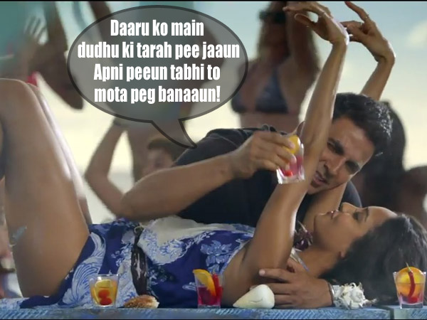 Alcoholic - Bollywood Songs