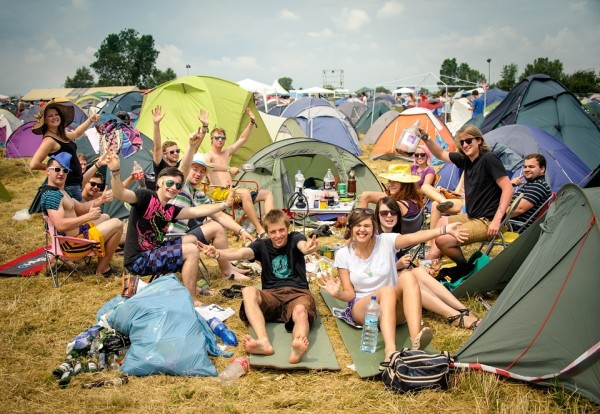 7 typical people youll meet at most of the campsites