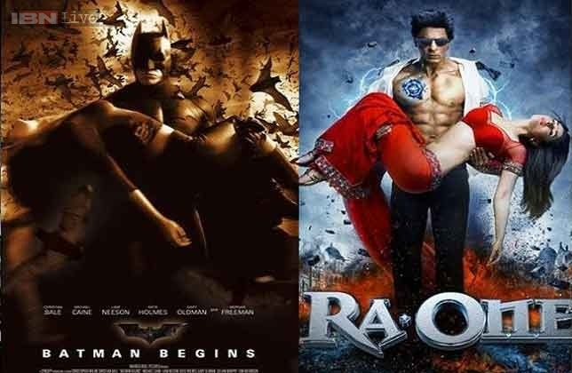 9 times when indian movies plagiarized poster ideas
