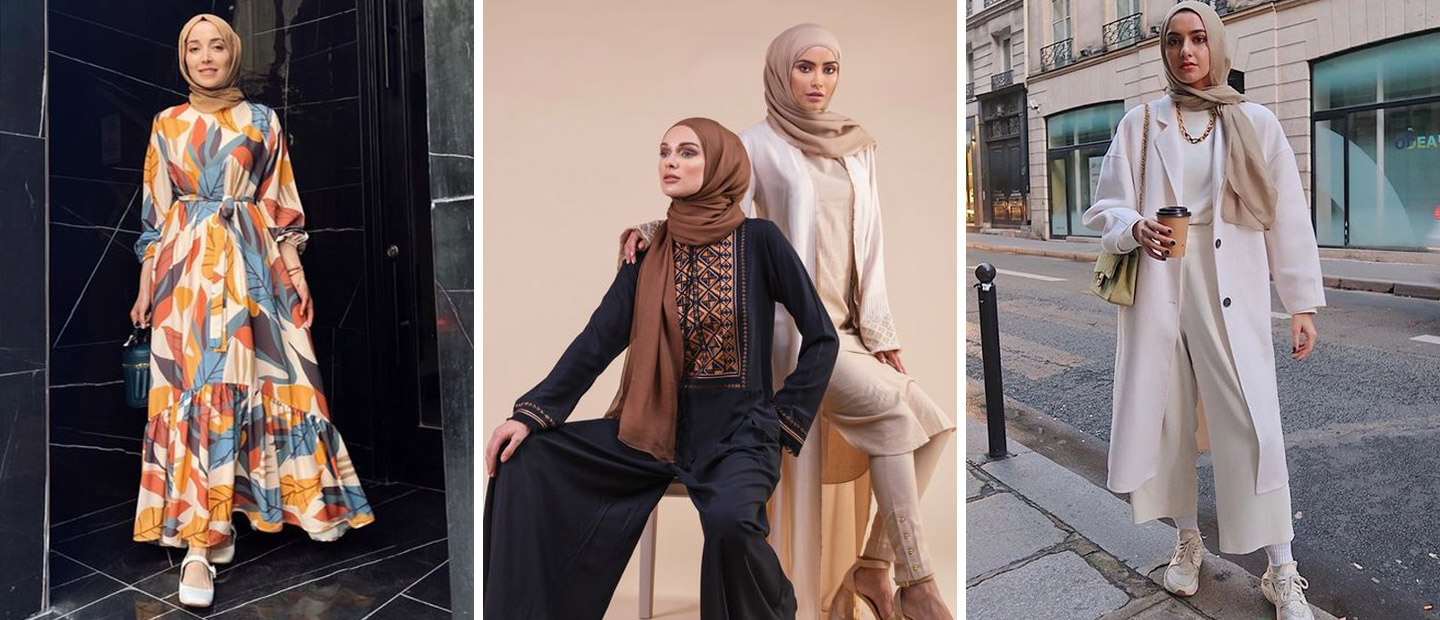 Hijab Fashion - 5 Ways to Style Hijab  Bewakoof Blog