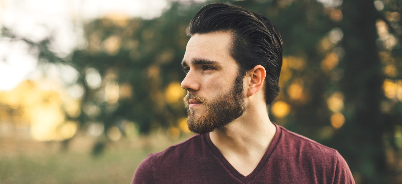 4 Hairstyles With Beard for Men To Look Sharp | Bewakoof Blog