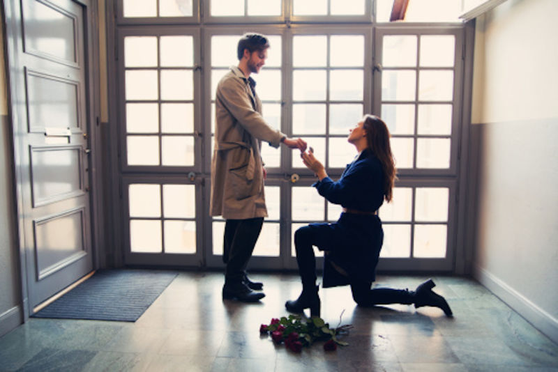 Banner 5 marriage proposals where women took charge and proposed 1471689654