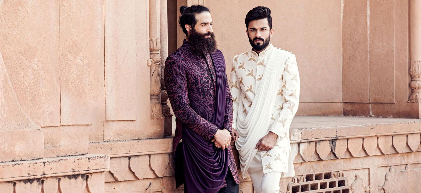 Wedding Outfits For Men.6 Best Sherwani Wedding Outfit Styles For Men Bewakoof Blog