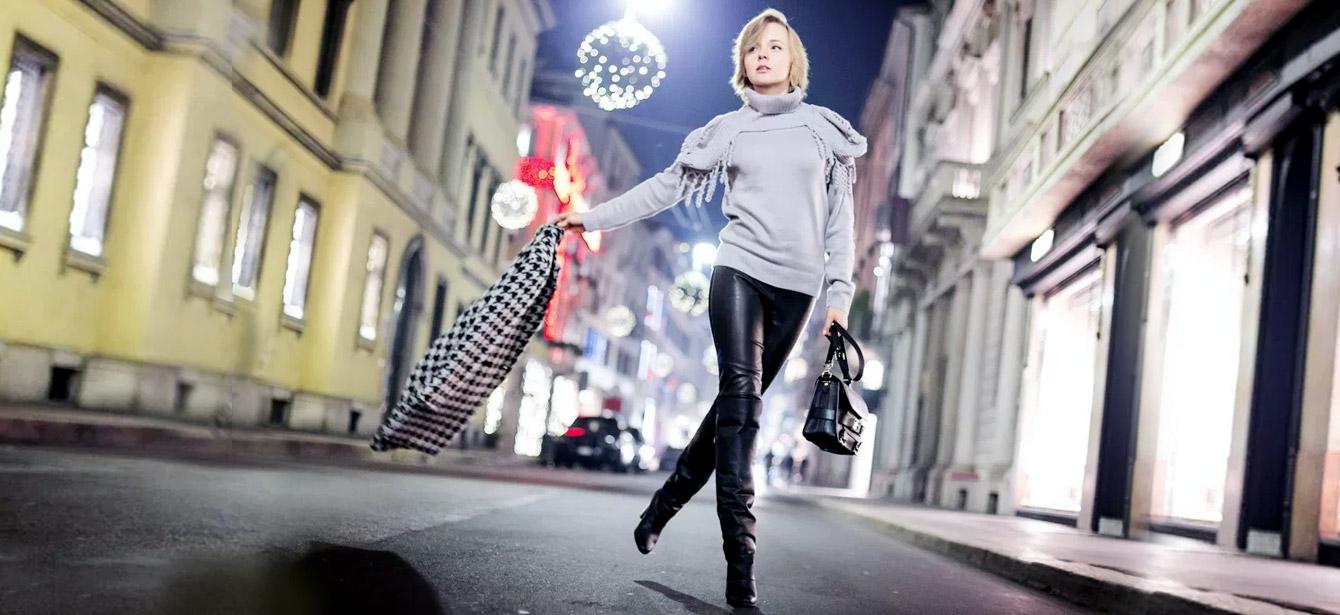 152c51e1582 How To Wear Leggings - 8 Leggings Outfit Ideas