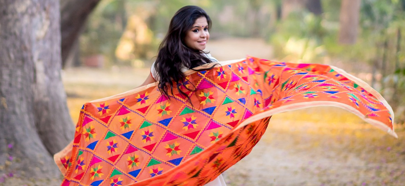 007abc8454 Latest Phulkari Dupatta Trends That'll Make You Fall For Punjabi Embroidery!