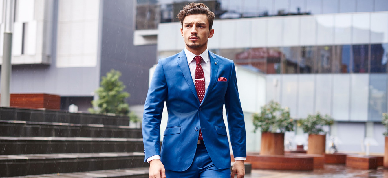 23822621d0d2 Blue Suit Combinations - 8 Ways to wear a Blue Suits