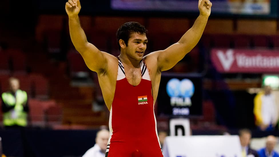 Banner narsingh yadav faces ban from rio olympics due to failed drug test 1471603808