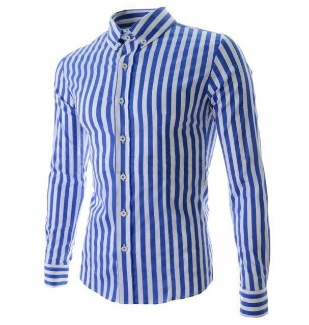 Banner striped shirts that retro look 1492606260