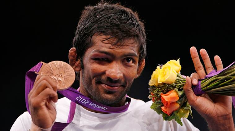 Banner yogeshwar dutt denies olympic silver medal that belonged to late besik kudukhov 1472707607