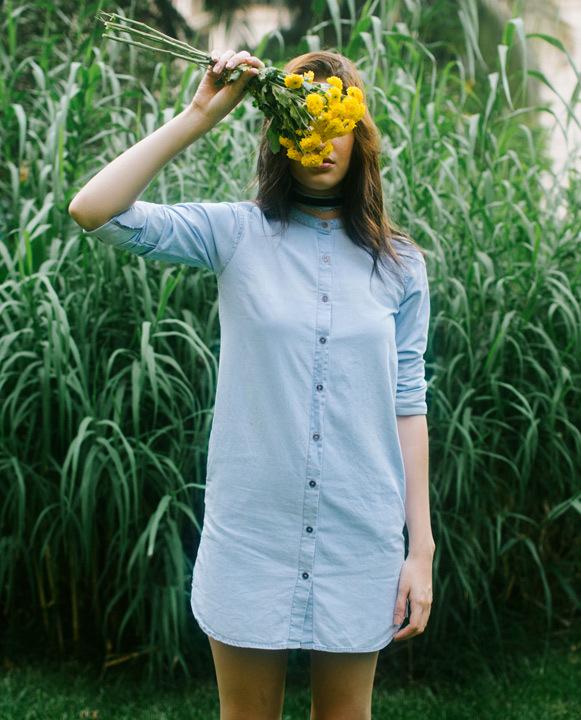 Shirt Dress - Bewakoof Blog