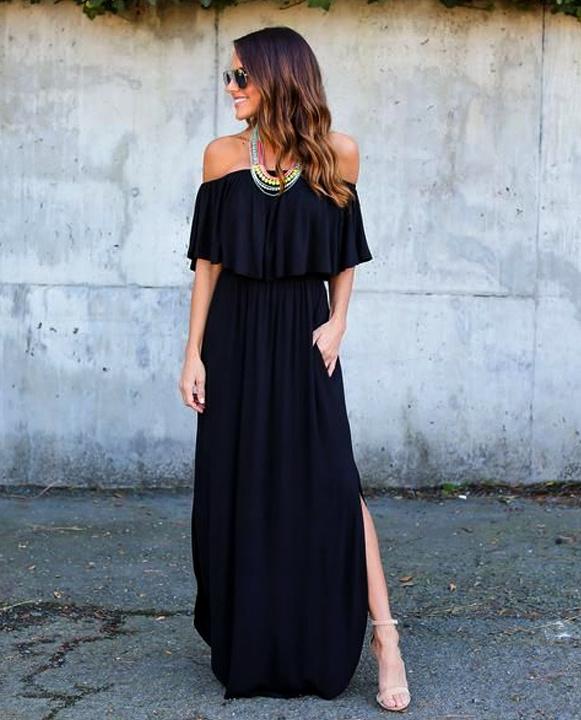Strapless Dress - Bewakoof Blog