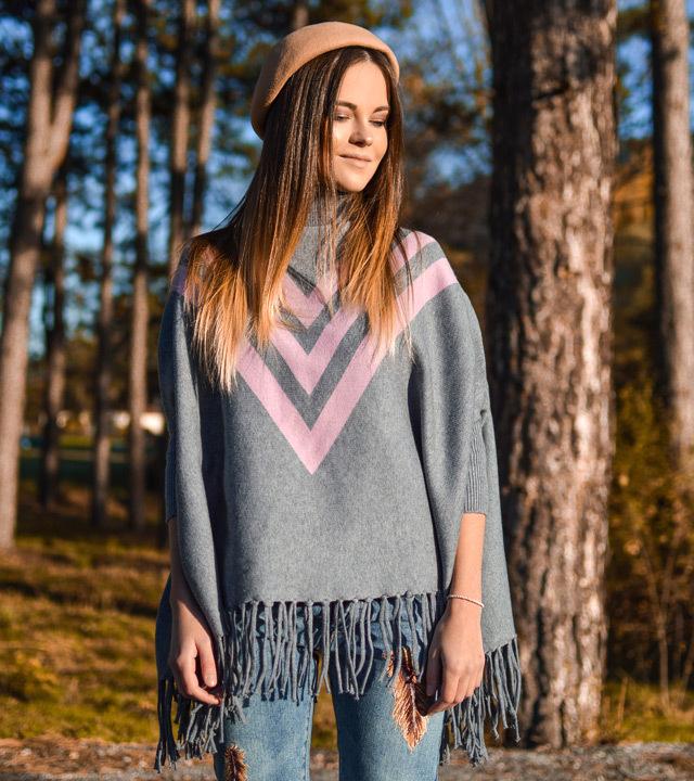 Poncho Style Tops Women | Bewakoof Blog