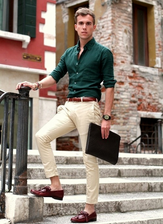 Modern Trousers For Mens Formal Wear Styles
