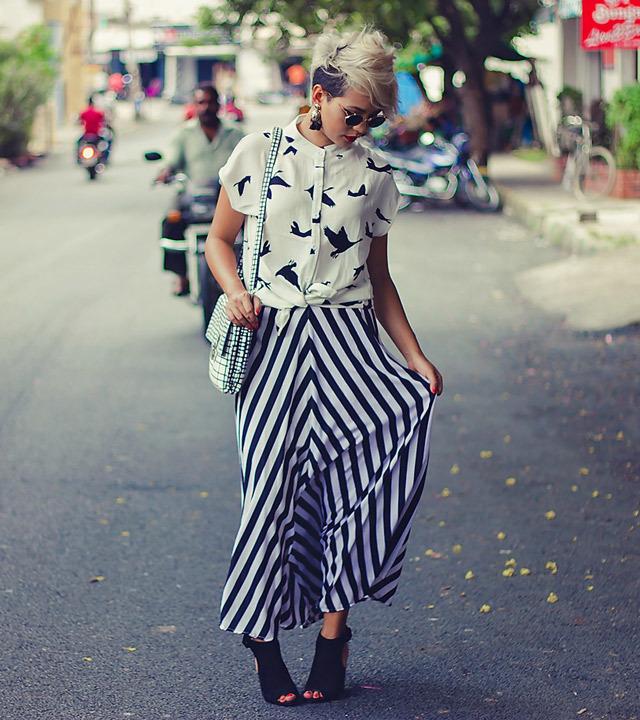 Women stripes - Bewakoof blog