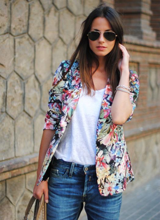 Floral print women - bewakoof blog