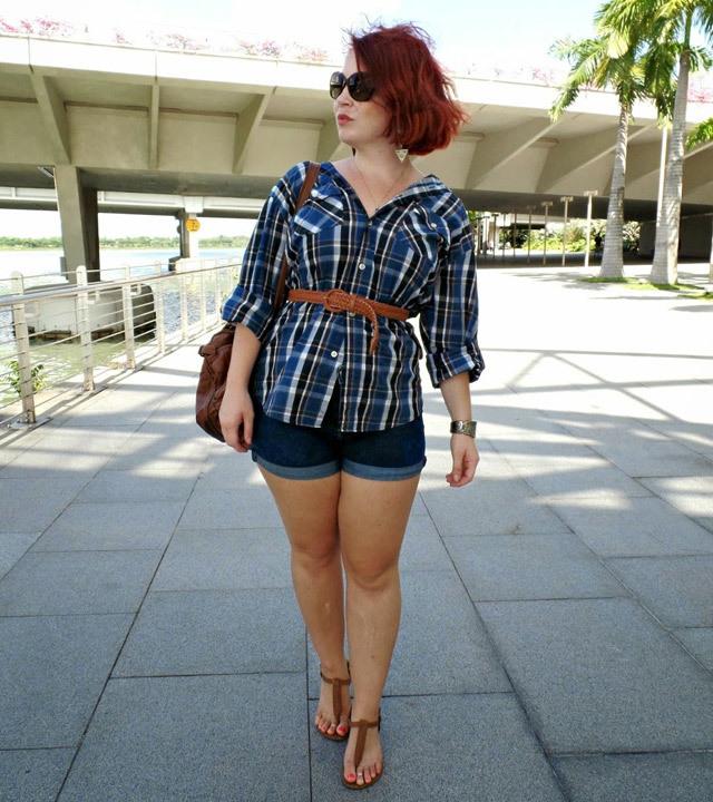 Shorts outfit - Bewakoof blog