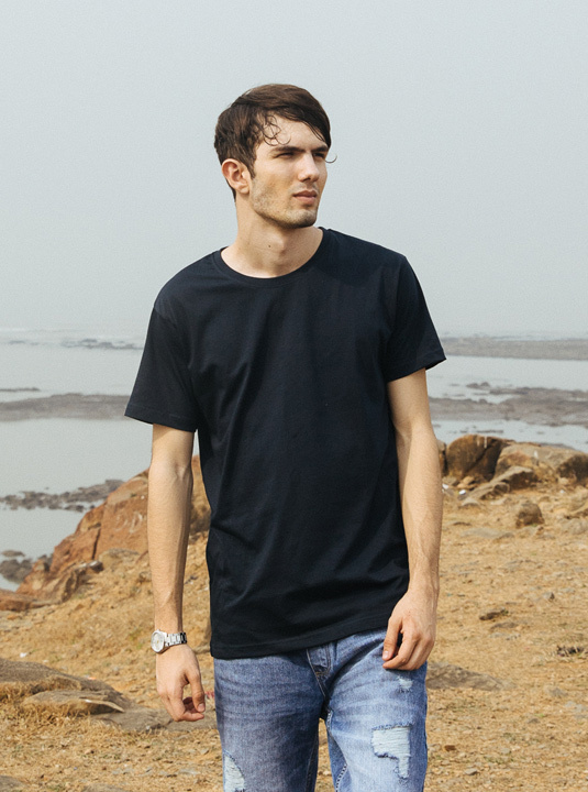 Plain t-shirt - Bewakoof blog