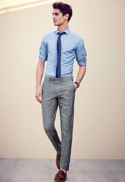 good shirt and pants color combinations
