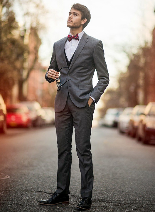 how to wear a bow tie - bewakoof blog