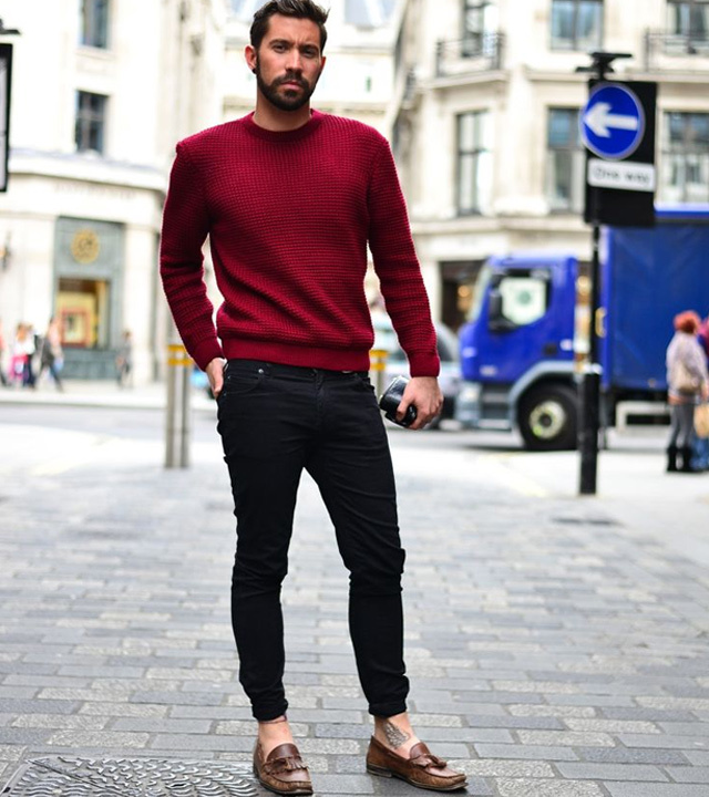 Loafers with jeans - Bewakoof blog