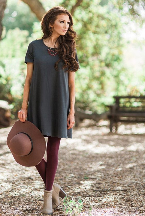 dresses with leggings - bewakoof blog
