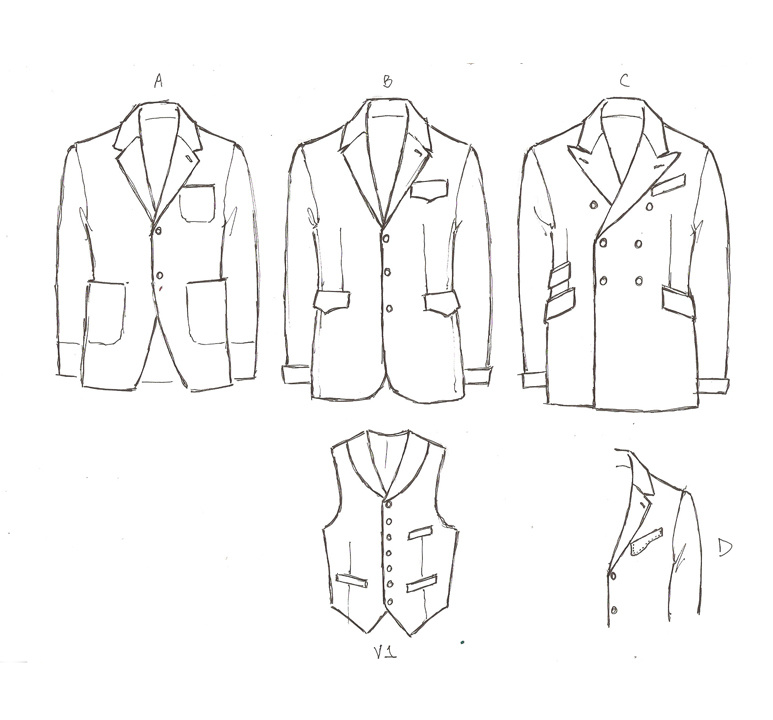 Different Styles Of Suits - Bewakoof blog