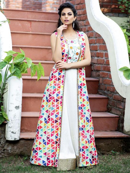 long kurti style - bewakoof
