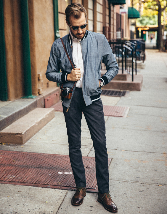 9 Different Men S Jacket Styles Outfit Ideas Bewakoof Blog