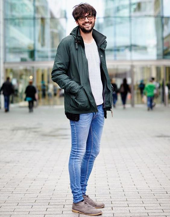 skinny fit jeans - bewakoof blog