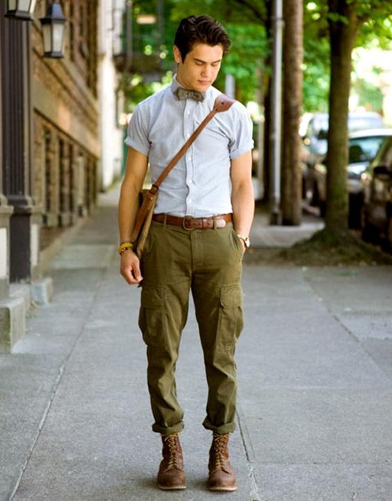 Cargo Pants Outfit Types Of Cargo Pants For Men Bewakoof Blog