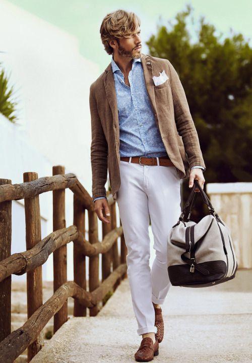Brown Blazer with Pants - Bewakoof Blog