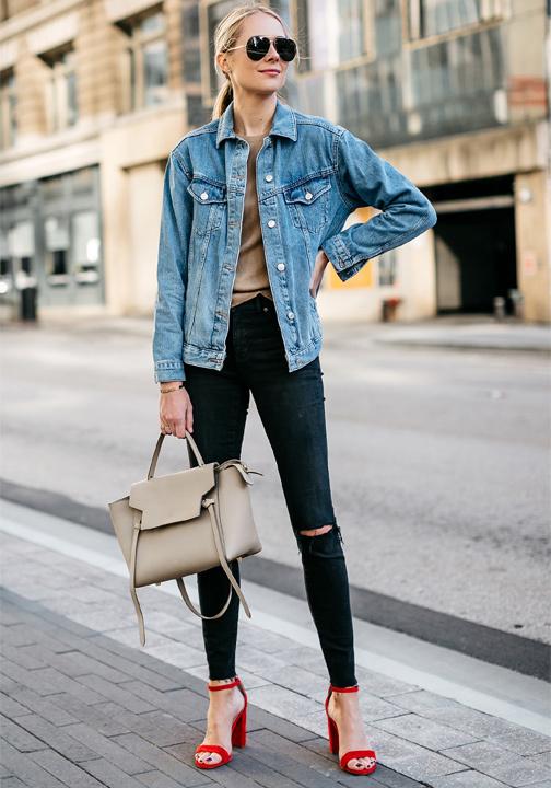 How To Wear Denim Jackets For Women In Different Styles Bewakoof Blog