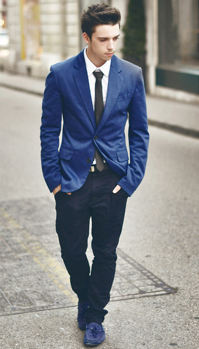 63f186f5c00d Blue Suit Combinations - 8 Ways to wear a Blue Suits