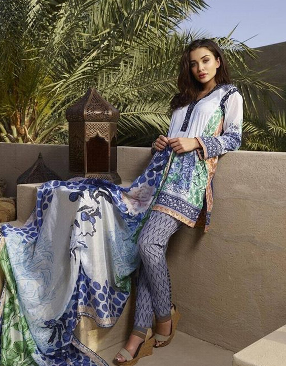 Amy Jackson In Salwar Suit