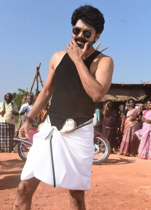 How to wear lungi in Tamil style - Bewakoof Blog