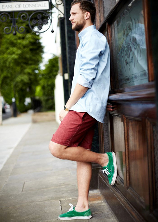 Shorts Outfit Tips for Men 2 - Bewakoof Blog