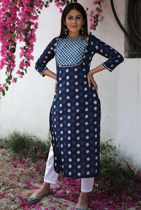 How to style Pakistani long kurtis - Bewakoof Blog