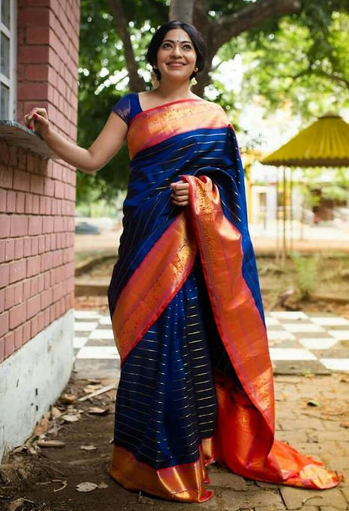 c3e0570903 How to wear a Silk Saree perfectly | Bewakoof Blog Source - Pinterest