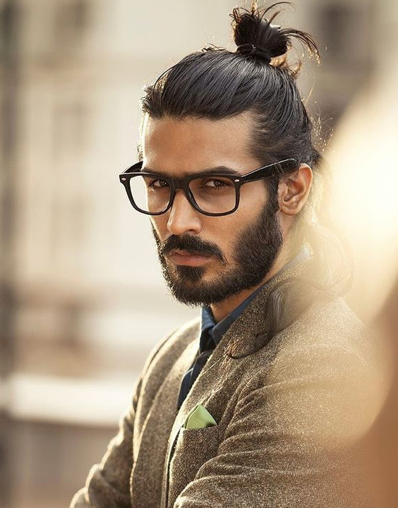 men small hair style 4 hairstyles with beard for to look sharp bewakoof 7953 | content Long hair and beard